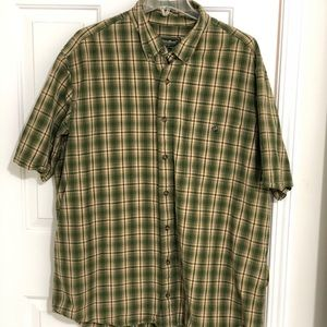Eddie Bauer Short Sleeve Button Up